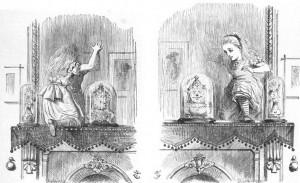 Alice's mirror