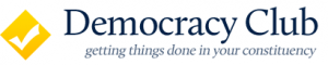 Democracy Club logo
