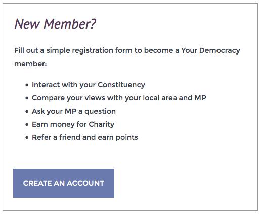 Your Democracy